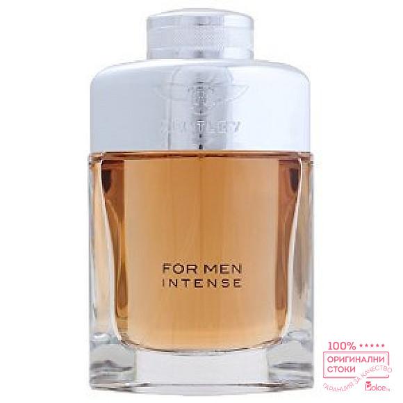 Bentley for Men Intense EDP - мъжки парфюм без опаковка
