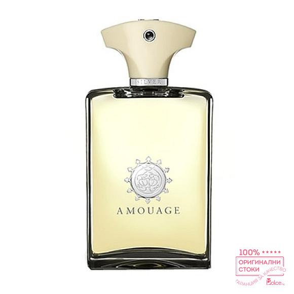 Amouage Silver EDP - Мъжки парфюм без опаковка