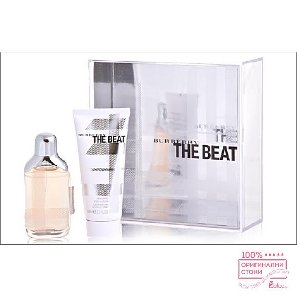 Burberry The Beat EDT - дамски подаръчен комплект