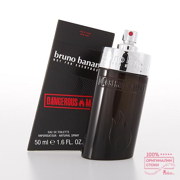 Bruno Banani Dangerous EDT - тоалетна вода за мъже