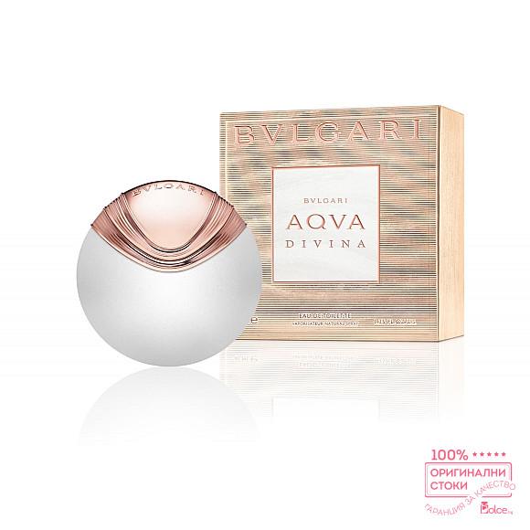 Bvlgari Aqva Divina EDT - тоалетна вода за жени