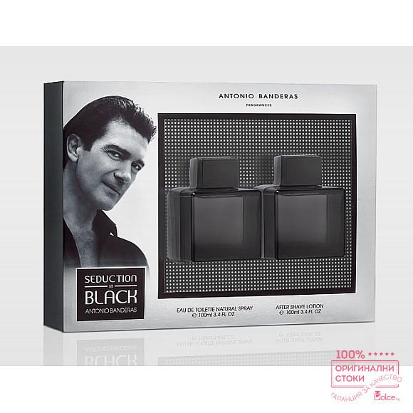 Antonio Banderas Seduction in Black Подаръчен комплект за мъже