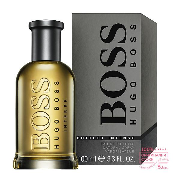 Hugo Boss Bottled Intense EDT - тоалетна вода за мъже