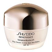Shiseido Benefiance WrinkleResist 24 Day Cream SPF 15 Дневен крем за лице
