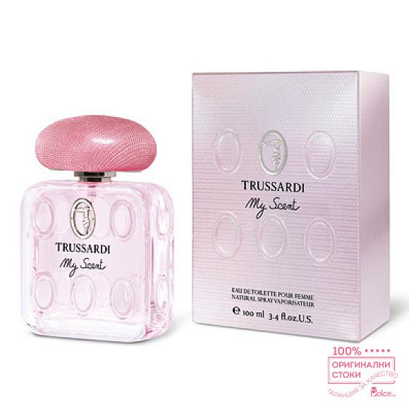 Trussardi My Scent EDT - тоалетна вода за жени
