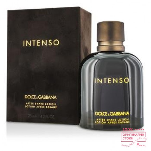 Dolce & Gabbana Pour Homme Intenso афтършейв за мъже