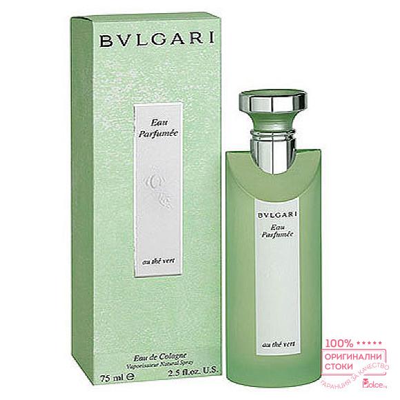Bvlgari Eau Parfumee au The Vert ЕDC - унисекс одеколон