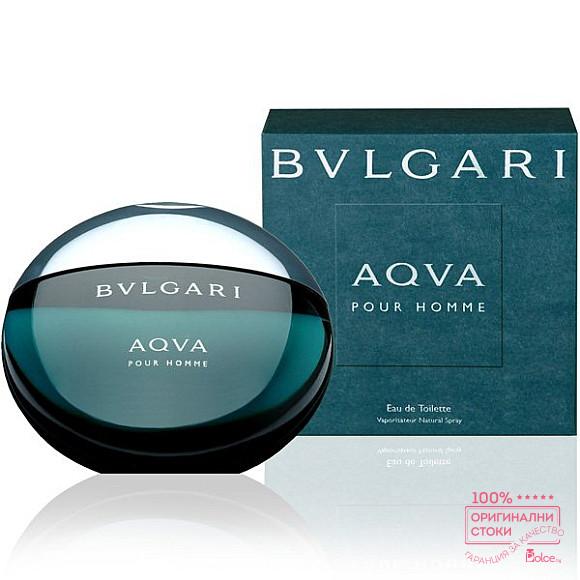 Bvlgari Aqva EDT - тоалетна вода за мъже