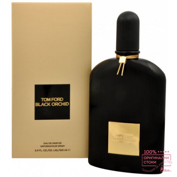 Tom Ford Black Orchid EDP - дамски парфюм