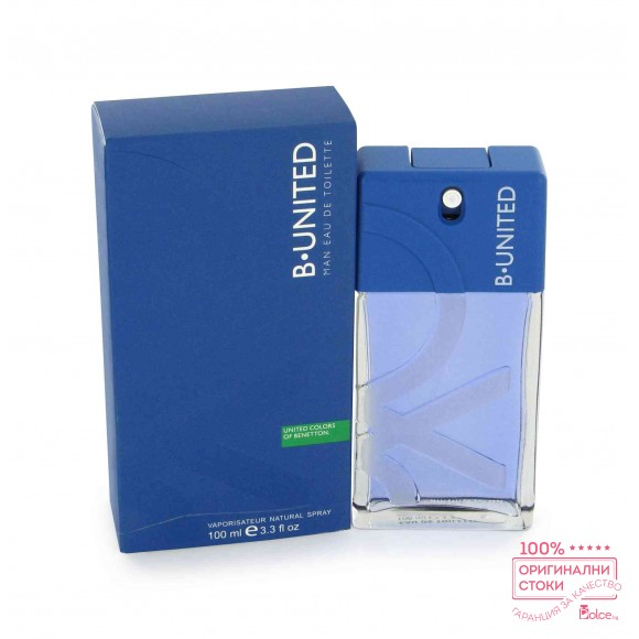 Benetton B United EDT - Тоалетна вода за мъже