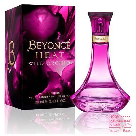 Beyonce Heat Wild Orchid EDP - дамски парфюм