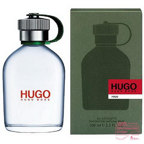 Hugo Boss Hugo EDT - тоалетна вода за мъже