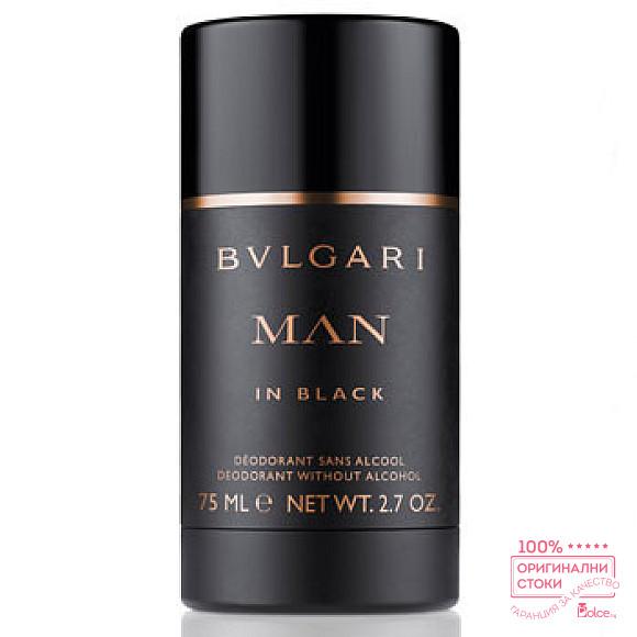 Bvlgari Man in Black стик за мъже