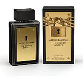 Antonio Banderas The Golden Secret EDT - тоалетна вода за мъже