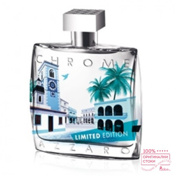 Azzaro Chrome Limited Edition 2014 парфюм за мъже без опаковка EDT
