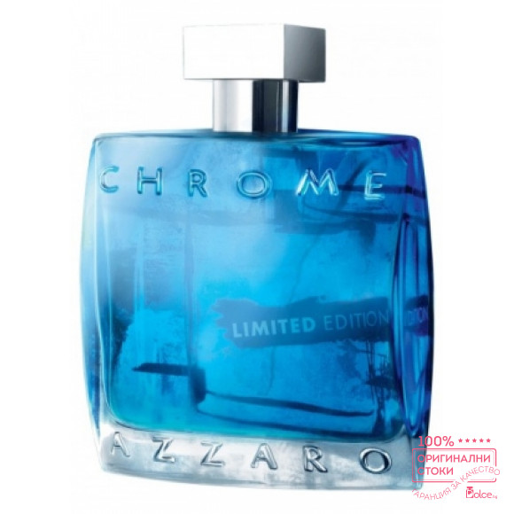 Azzaro Chrome Limited Edition 2015 EDT - тоалетна вода за мъже без опаковка