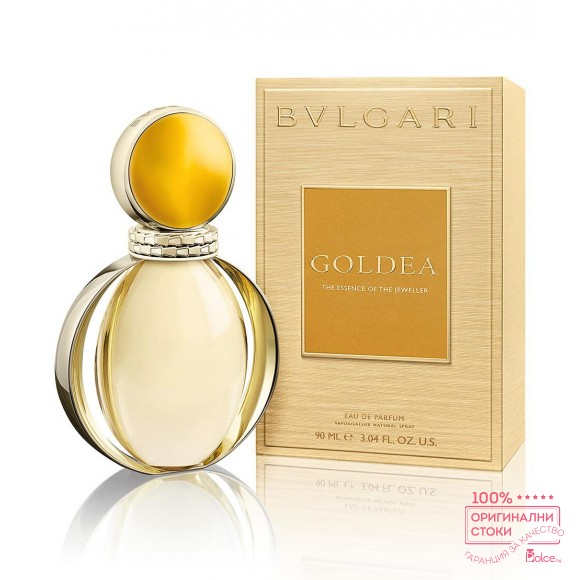 Bvlgari Goldea EDP - дамски парфюм