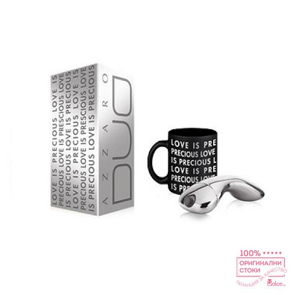 Azzaro Duo EDT - подаръчен комплект за мъже