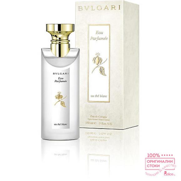 Bvlgari Eau Parfumee au The Blanc EDC - унисекс одеколон