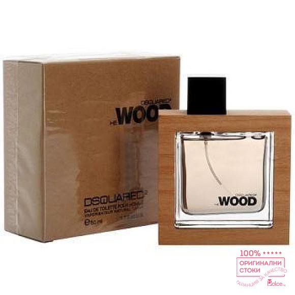 Dsquared He Wood EDT - тоалетна вода за мъже