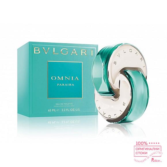Bvlgari Omnia Paraiba EDT - тоалетна вода за жени