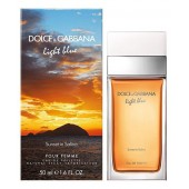 dolce amp; gabbana light blue sunset in salina edt - тоалетна вода за жени