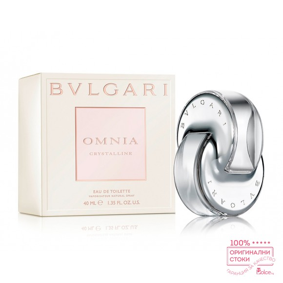 Bvlgari Omnia Crystalline EDT - тоалетна вода за жени