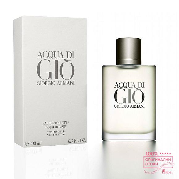 Giorgio Armani Acqua di Gio EDT - тоалетна вода за мъже