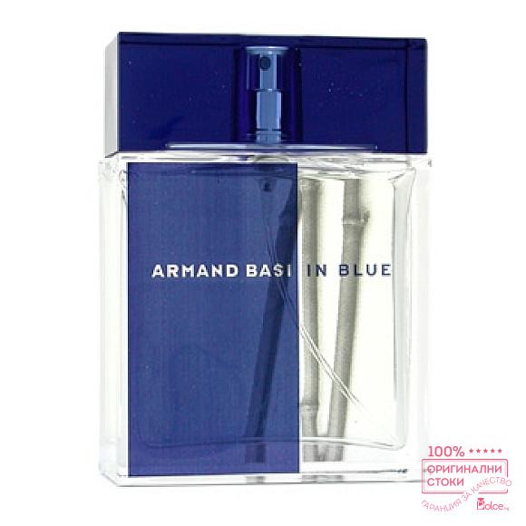 Armand Basi In Blue EDT - тоалетна вода за мъже без опаковка