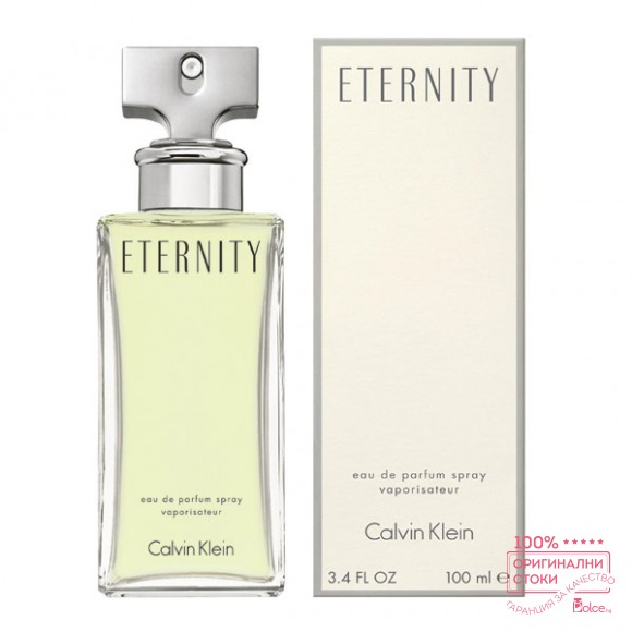 Calvin Klein Eternity EDP - дамски парфюм