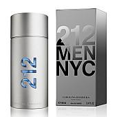 carolina herrera 212 edt - тоалетна вода за мъже