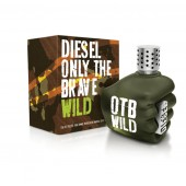 diesel only the brave wild edt - тоалетна вода за мъже