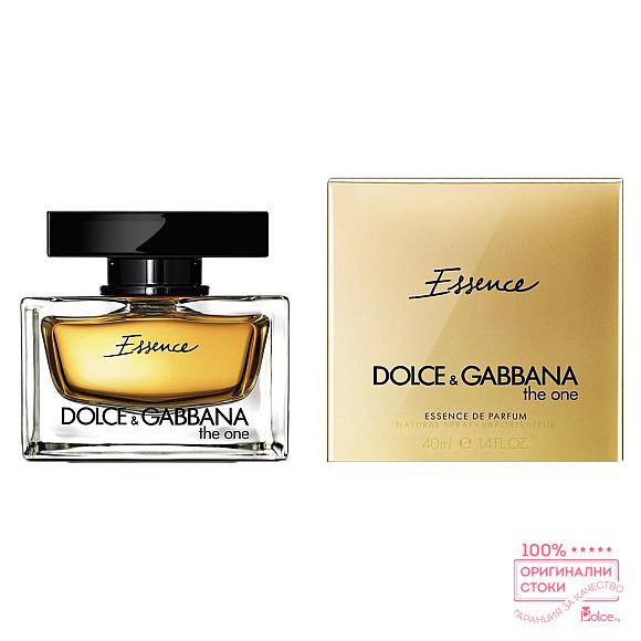 Dolce & Gabbana The One Essence EDP - дамски парфюм