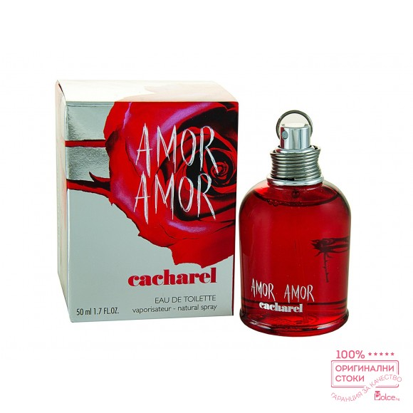 Cacharel Amor Amor EDT - тоалетна вода за жени