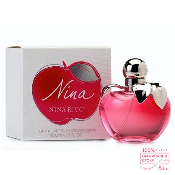 Nina Ricci Nina EDT - тоалетна вода за жени
