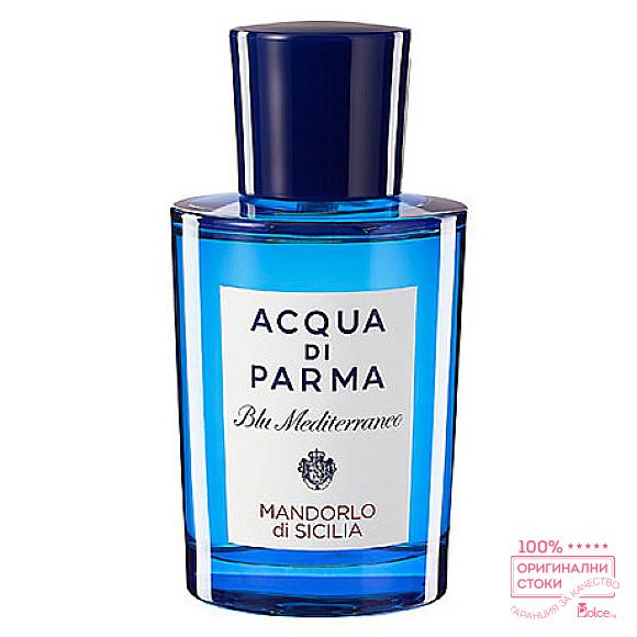 Acqua di Parma Blu Mediterraneo Mandorlo di Sicilia EDT - унисекс тоалета вода без опаковка