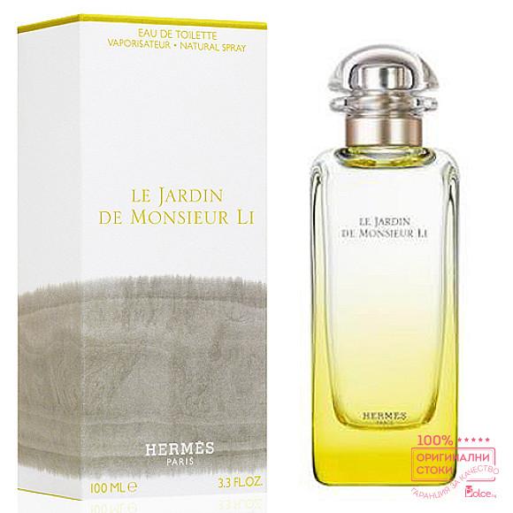 Hermes Le Jardin de Monsieur Li EDТ - унисекс тоалетна вода