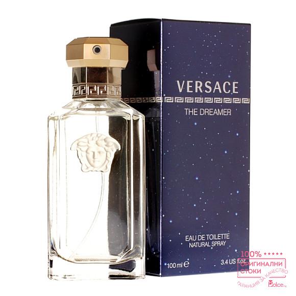 Versace Dreamer EDT - тоалетна вода за мъже