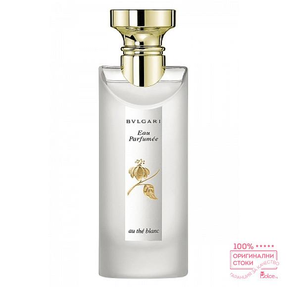 Bvlgari Eau Parfumee au The Blanc EDC - унисекс одеколон без опаковка