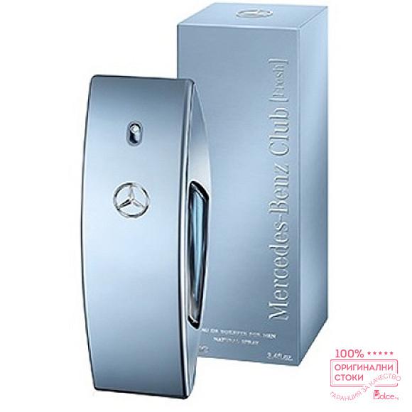 Mercedes Benz Club Fresh EDT - тоалетна вода за мъже