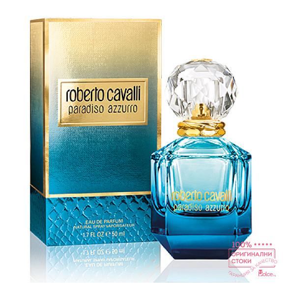 Roberto Cavalli Paradiso Azzurro EDP - дамски парфюм