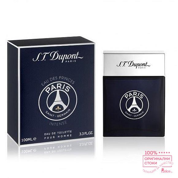 S.T Dupont Paris Saint Germain Eau des Princes Intense EDT - тоалетна вода за мъже