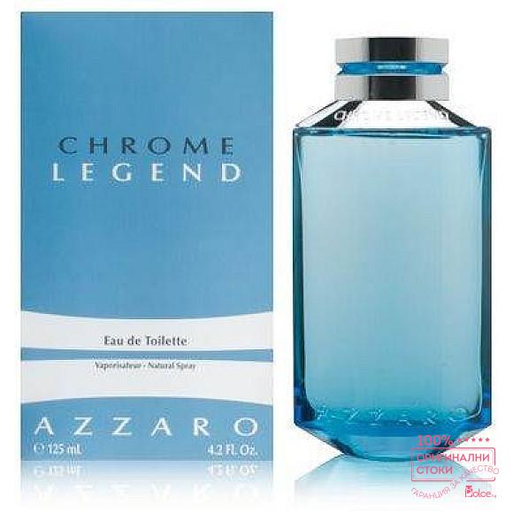 Azzaro Chrome Legend EDT - тоалетна вода за мъже