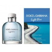 Dolce & Gabbana Light Blue Swiming in Lipari EDT - тоалетна вода за мъже