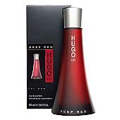 hugo boss deep red edp - дамски парфюм