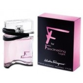salvatore ferragamo f for fascinating night edp - дамски парфюм