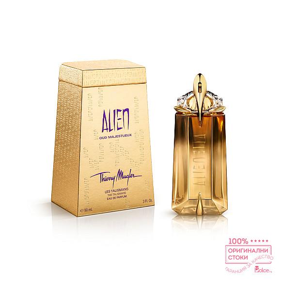 Thierry Mugler Alien Oud Majestueux EDP - дамски парфюм