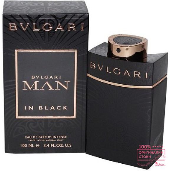 "Bvlgari Man in Black ""All Black"" Edition EDP - мъжки парфюм"