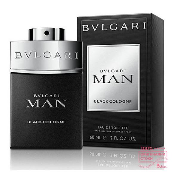 Bvlgari Man Black Cologne EDT - тоалетна вода за мъже