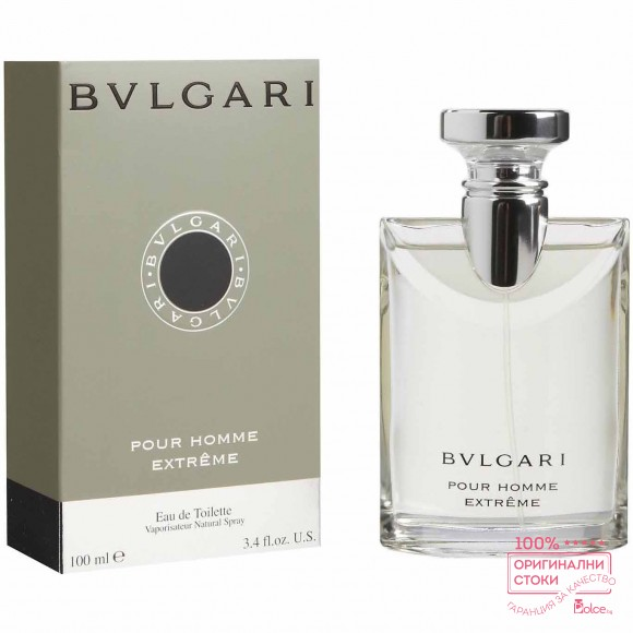 Bvlgari pour Homme Extreme EDT - тоалетна вода за мъже